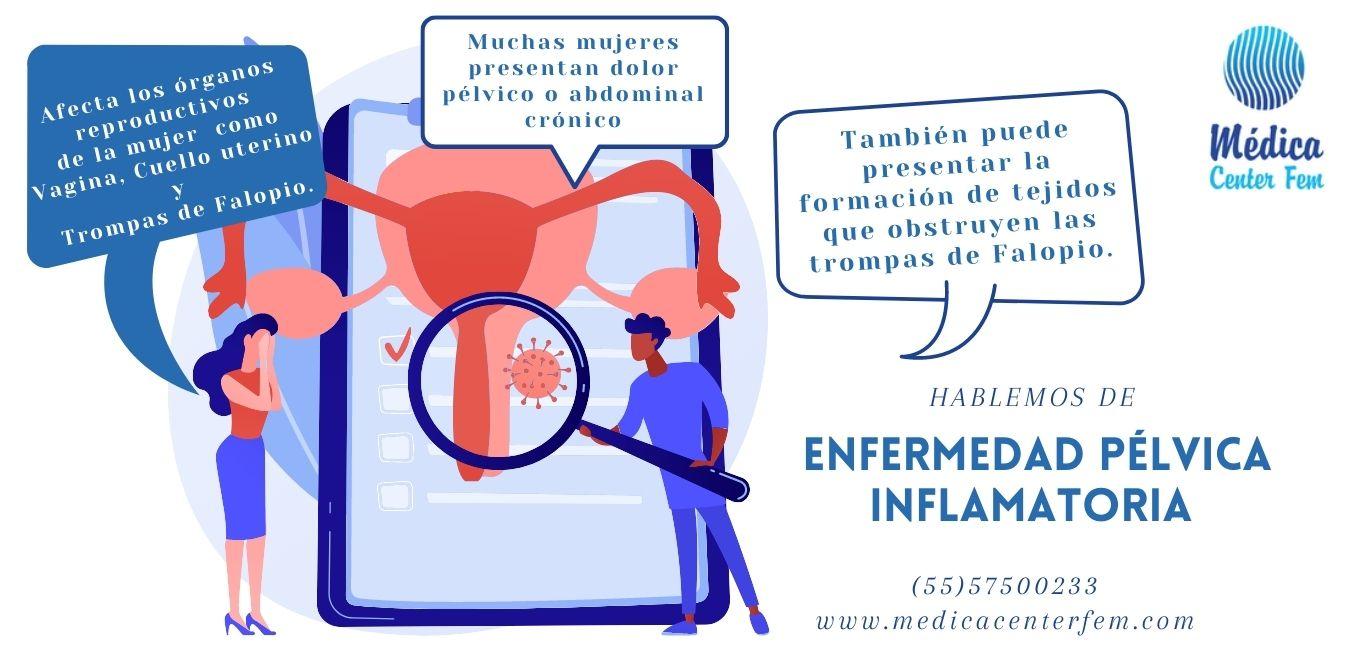 Enfermedad Pélvica Inflamatoria-