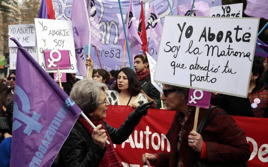 Image Result For Marcha A Favor Del Aborto
