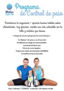 Programa de control de peso