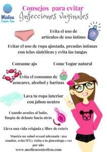 Remedios Caseros para evitar infecciones vaginales